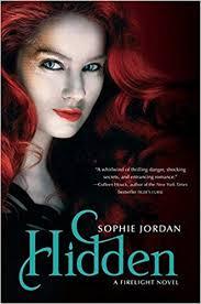 Amazon | Hidden (Firelight, 3) | Jordan, Sophie | Fantasy