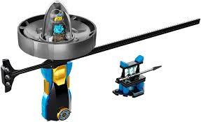 Mua LEGO Ninjago 70634 - Lốc Xoáy Bay của Nya - Spinjitzu Master ...