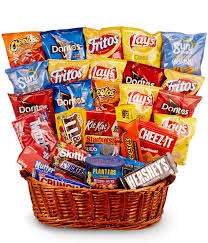 chips candy more gift basket at from