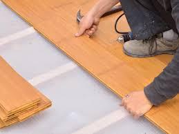 bamboo floor installation diy