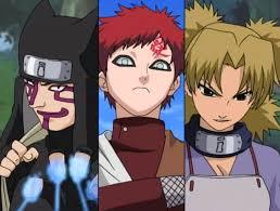 The Sand Shinobi: Allies of the Leaf   Narutopedia