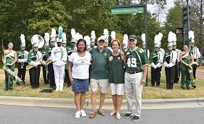 Johnson Alumni Way honors dedicated donors Gene and Vickie Johnson ...