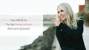 personalized skin care quiz what