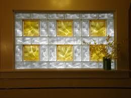 installing glass block windows in wood