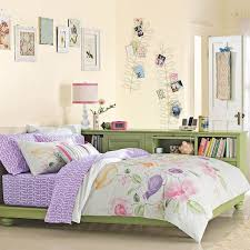 green and pink girl bedroom ideas