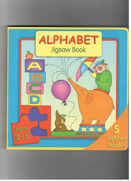 Alphabet: Jigsaw Book: Amazon.co.uk: Annie White, Sonia Dixon: Books