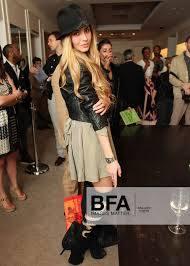 Kim Matulova at Bergdorf Goodman and GQ with Andre Balazs, Jim Nelson &  Richard Prince celebrate