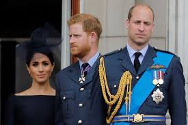 It's been Prince William vs. Meghan Markle all along: book