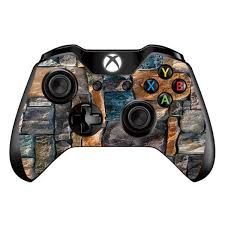 Skins Decals For Xbox One One S W Grip Guard Aged Used Rough Dirty Brick Wall Panel Itsaskin Com