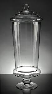 apothecary jars glass apothecary