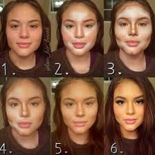 makeup transformations know your meme