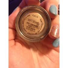 mac cosmetics paint pot in soft ochre