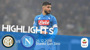 HL - Inter V Napoli 1-0 - YouTube