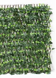 Artificial Ivy Fence Outdoor Artificial Ivy Afloral Com