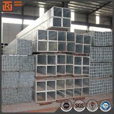 Square Galvanized Fence Posts 30x60 Pre Galvanized Pipe Gi Square Steel Tube China Suppliers 2365697