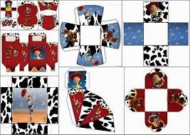 Cajas De Jesse De Toy Story Para Imprimir Gratis Ideas Y