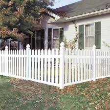 White Picket Fences Pvc Picket Fencing White Picket Fences And Posts For Your Garden Vinyl Fence Plastic Picket Fence Fence Panels Uk