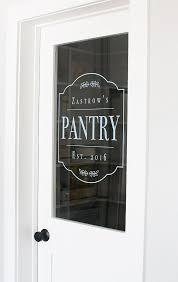 Pantry Door Decal Pantry Door Decals Pantry Door Decal Ideas Pantry Door Decal Pantry Door Decal Pantrydoordecal Pantry Room Pantry Door Kitchen Pantry Doors