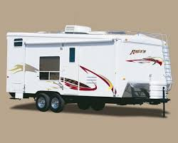 national rv rage n travel trailer