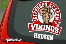 Vikings Decals Custom Stickers Myspiritdecal Com
