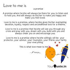a promise a pro quotes writings by tonoya parbin yourquote