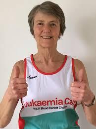 Cancer fighter, 66, preparing to tackle London marathon | Andover Advertiser