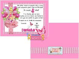 Invitaciones Cumpleanos Ninas En Hd Gratis Para Descargar 4 Hd