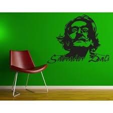 Shop Salvador Dali Wall Decal Vinyl Art Home Decor Overstock 11545812