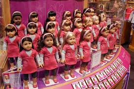 how the american girl blew my mind