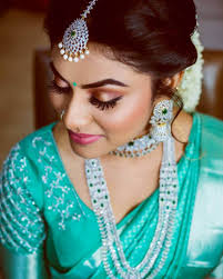 south indian bridal makeup looks