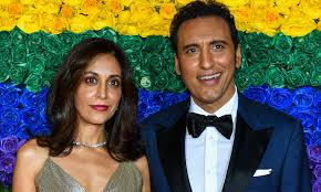 Aasif Mandvi and wife Shaifali Puri welcome their first child ...