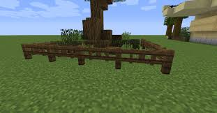 Minecraft Build Inspiration Furniture Friday 3 Fences