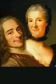 Emilie Du Chatelet Et Voltaire Avant Beauvoir Et Sartre -...