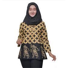 Coba perhatikan deh, model baju batik wanita itu bagus banget loh. 8 Model Baju Motif Batik Yang Kasual Dan Bisa Dipakai Sehari Hari Nggak Hanya Untuk Acara Resmi