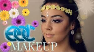rave makeup tutorial edc you