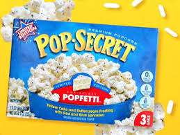 popfetti funfetti popcorn