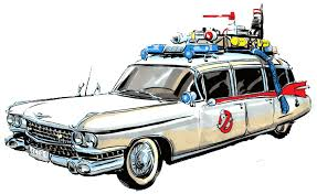 Ghostbusters Ecto1 Waterslide Decals Custom Hotwheels Model Cars