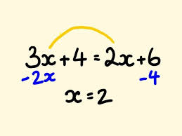 solve linear algebra equations with