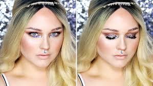 fantasy elf makeup look nikkietutorials
