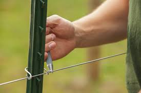 Fence Clip Tie Bar Wire Fencing Tool Ranchmate
