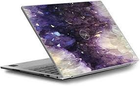 Amazon Com Skin Decal For Dell Xps 13 9370 9360 9350 Laptop Vinyl Wrap Cover Wood Marble Computers Accessories