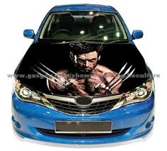 Anime X Men Jdm Decal Full Color Vinyl Car Hood Sticker Fit Any Car Stickers Images Photos Gallery On Gasgoo Com
