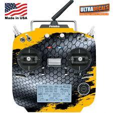 Honeycomb Futaba 14sga 14sgh Transmitter Skin Wrap Decal Controller Radio Powerhobby Com
