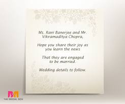 well put engagement invitation quotes