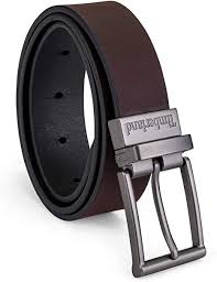timberland boys reversible leather belt