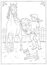 63 Kleurplaten Van Paarden Horse Coloring Books Horse Coloring