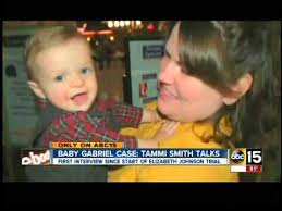 Tammi Smith talks about Baby Gabrielle case - YouTube