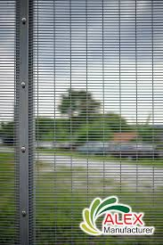 Anti Climb Fencing Mesh Panel Security Fencing Wire Mesh
