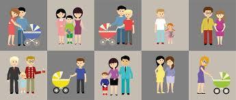 Diversidad familiar: los diferentes tipos de familia actuales ...