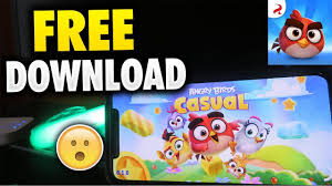Angry Birds Casual Download for iOS & Android APK 👍 Angry Birds ...